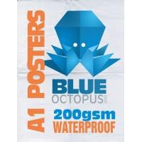 Waterproof Poster A1