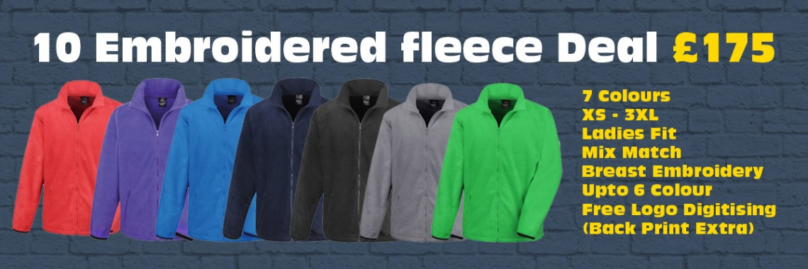 Fleece Offer